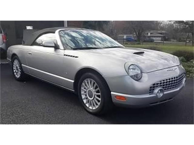 2004 Ford Thunderbird (CC-1519051) for sale in Cadillac, Michigan