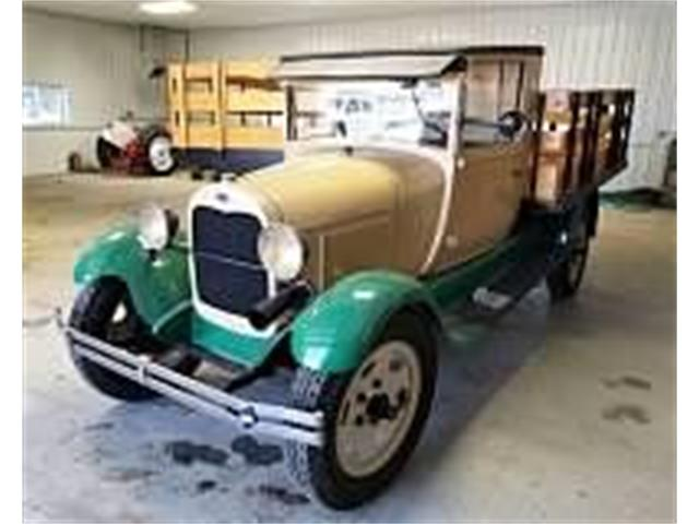 1929 Ford Model AA (CC-1519089) for sale in Cadillac, Michigan
