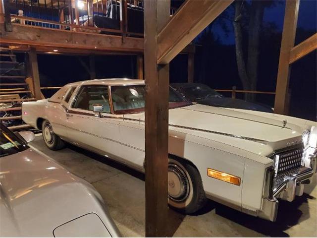1978 Cadillac Eldorado (CC-1519090) for sale in Cadillac, Michigan