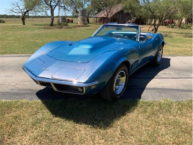 1968 Chevrolet Corvette (CC-1519091) for sale in Fredericksburg, Texas