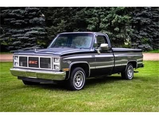 1987 GMC Sierra (CC-1519095) for sale in Cadillac, Michigan