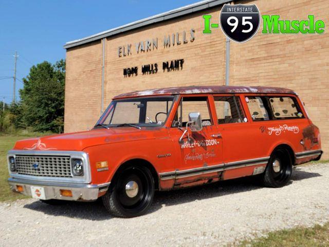 1972 Chevrolet Suburban (CC-1519107) for sale in Hope Mills, North Carolina
