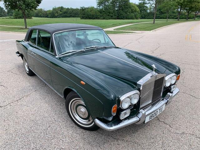 1971 Rolls-Royce Corniche (CC-1519111) for sale in Carey, Illinois