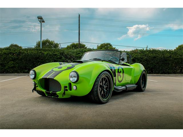 1965 Backdraft Racing Cobra (CC-1519123) for sale in Carrollton, Texas