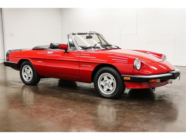 1989 Alfa Romeo Spider Veloce (CC-1519124) for sale in Sherman, Texas