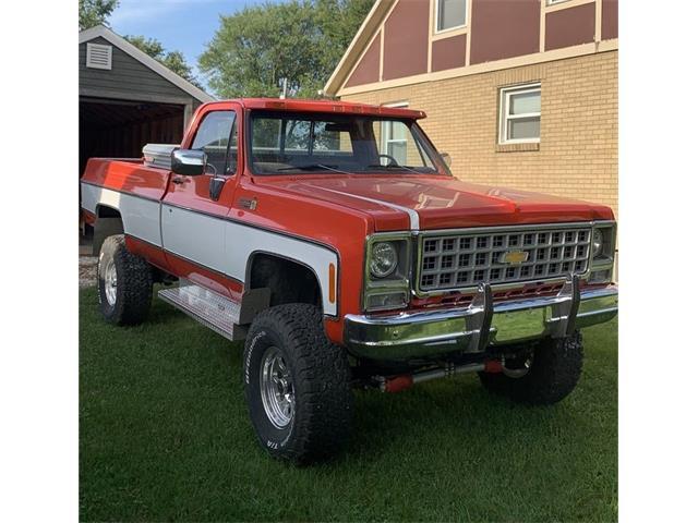 1980 Chevrolet C/K 10 (CC-1519131) for sale in Annawan, Illinois