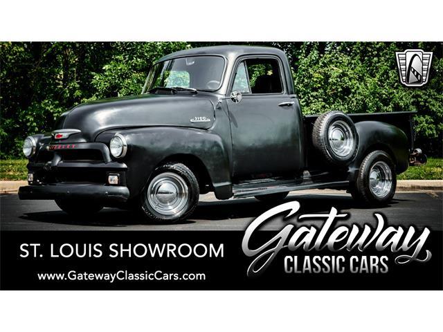 1954 Chevrolet 3100 (CC-1519141) for sale in O'Fallon, Illinois