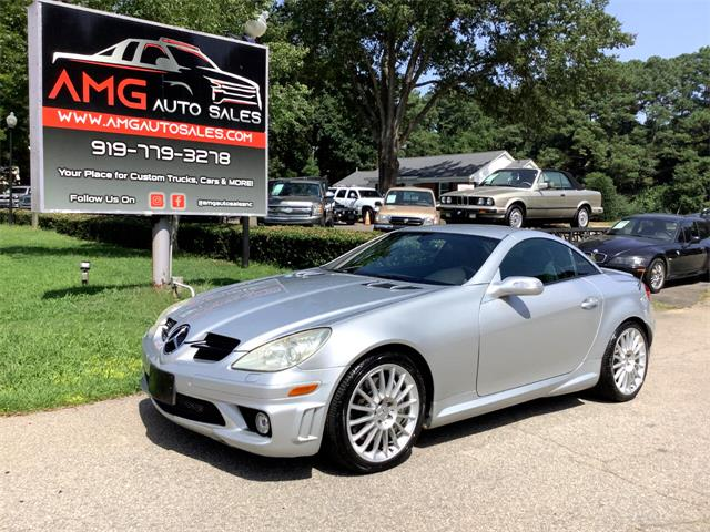 2007 Mercedes-Benz SLK-Class (CC-1519147) for sale in Raleigh, North Carolina