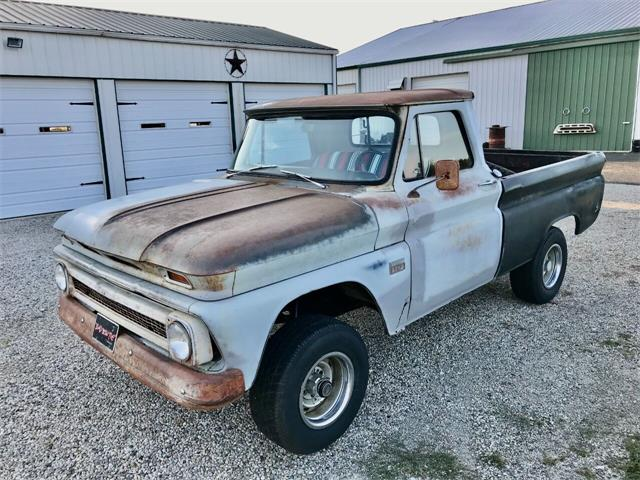 1966 Chevrolet C/K 10 (CC-1519148) for sale in Knightstown, Indiana