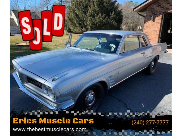 1963 Pontiac LeMans (CC-1519155) for sale in Clarksburg, Maryland