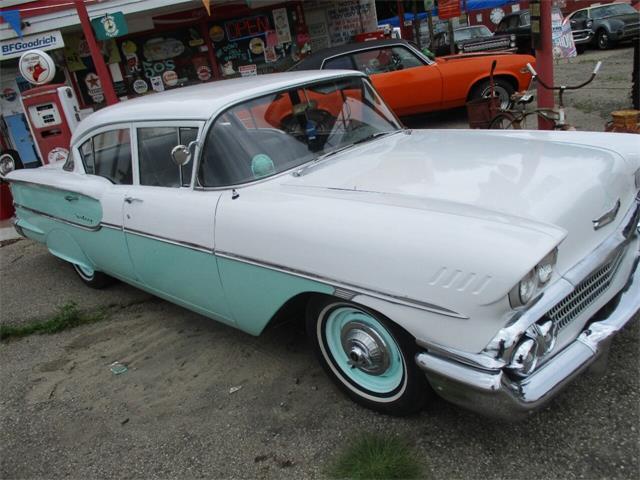 1958 Chevrolet 210 (CC-1519167) for sale in Jackson, Michigan