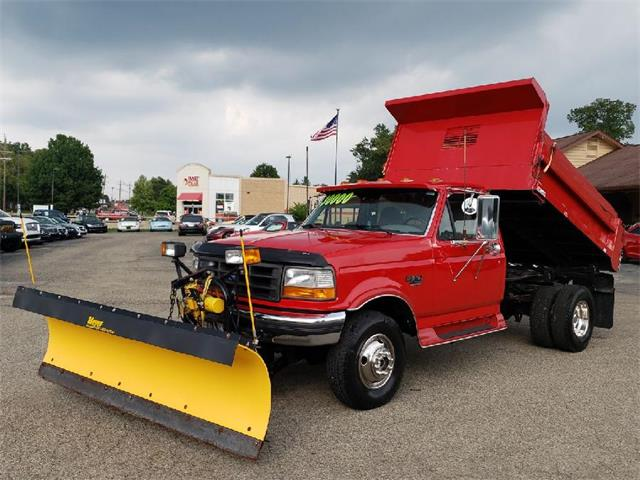1996 Ford F350 (CC-1519184) for sale in Ross, Ohio