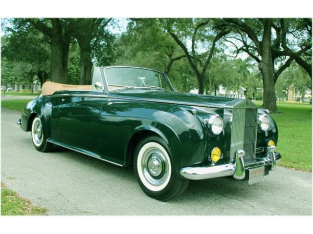 1962 Rolls-Royce Silver Cloud II (CC-1519197) for sale in North Miami , Florida