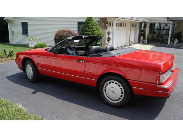 1991 Cadillac Allante (CC-1519214) for sale in Bloomfield, New Jersey