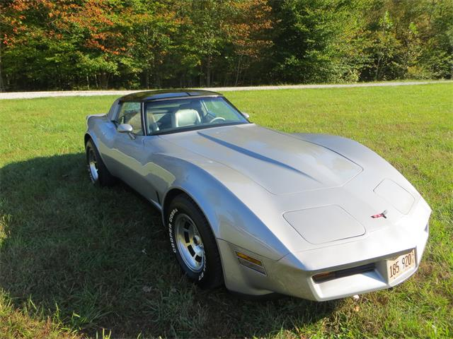 1981 Chevrolet Corvette (CC-1519217) for sale in Terre Haute, Indiana
