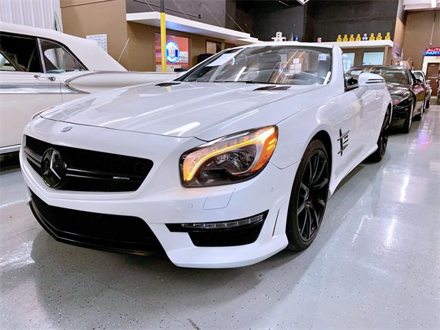 2015 Mercedes-Benz SL65 (CC-1519221) for sale in Fort Worth, Texas