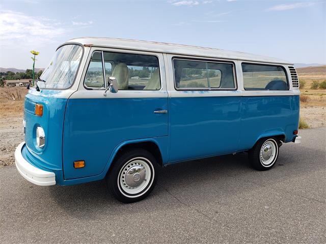 1979 Volkswagen Bus (CC-1519231) for sale in Riverside, California