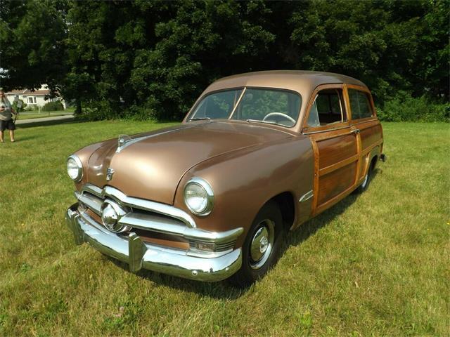 1950 Ford Woody Wagon (CC-1519236) for sale in ORLANDO, Florida