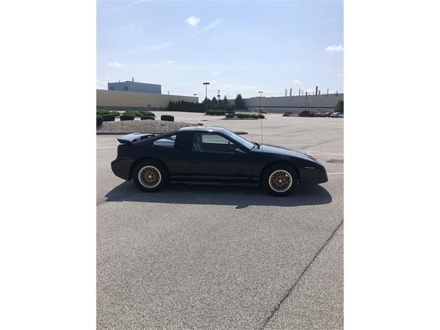 1988 Pontiac Fiero (CC-1519238) for sale in Kokomo, Indiana