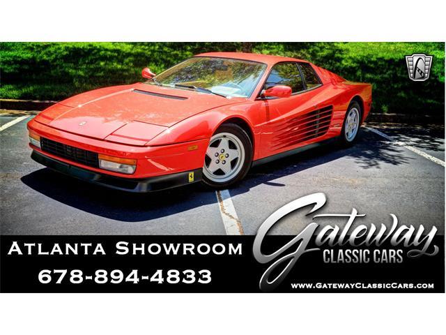 1988 Ferrari Testarossa (CC-1519249) for sale in O'Fallon, Illinois