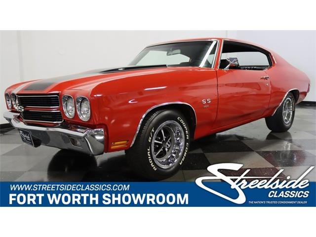 1970 Chevrolet Chevelle (CC-1519250) for sale in Ft Worth, Texas