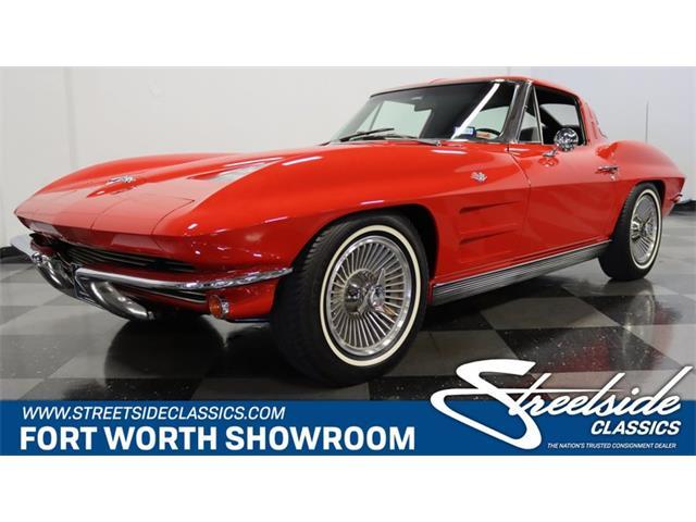 1963 Chevrolet Corvette (CC-1519255) for sale in Ft Worth, Texas