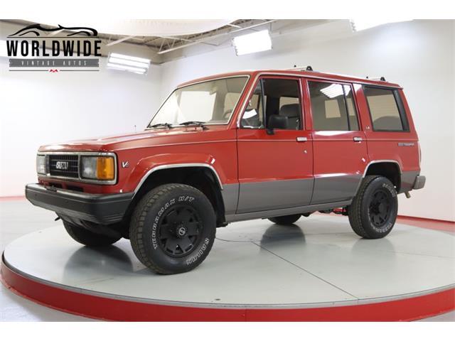 1989 Isuzu Trooper (CC-1519267) for sale in Denver , Colorado