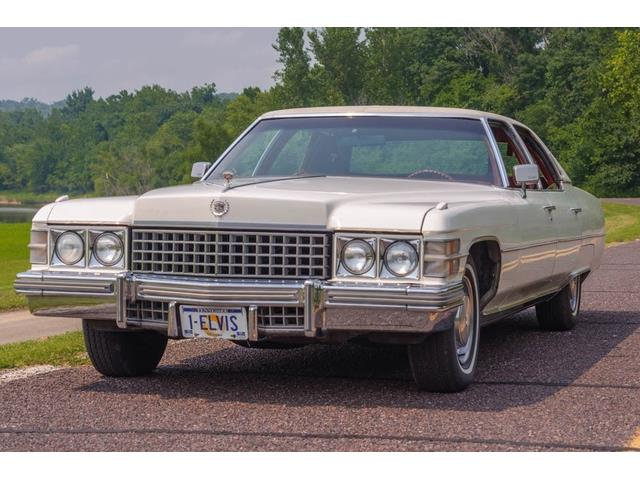 1974 Cadillac Fleetwood (CC-1519273) for sale in St. Louis, Missouri