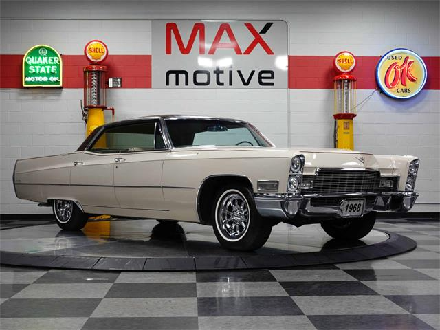 1968 Cadillac DeVille (CC-1519276) for sale in Pittsburgh, Pennsylvania