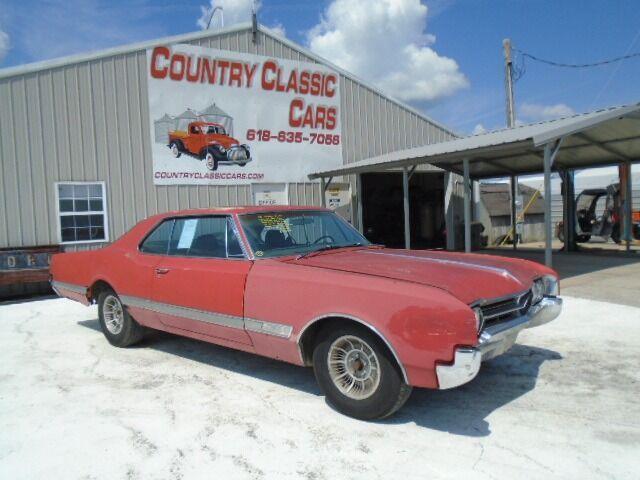 1966 Oldsmobile Starfire (CC-1519279) for sale in Staunton, Illinois
