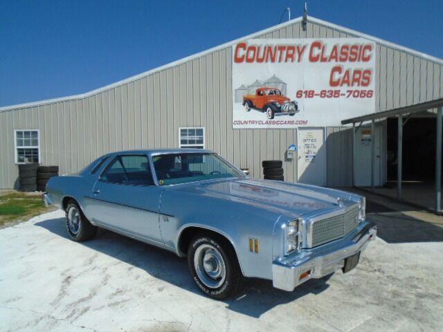 1976 Chevrolet Malibu (CC-1519280) for sale in Staunton, Illinois