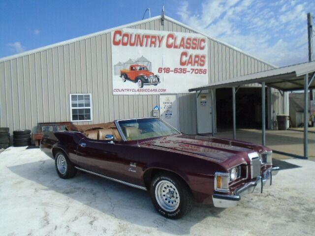 1973 Mercury Cougar (CC-1519281) for sale in Staunton, Illinois
