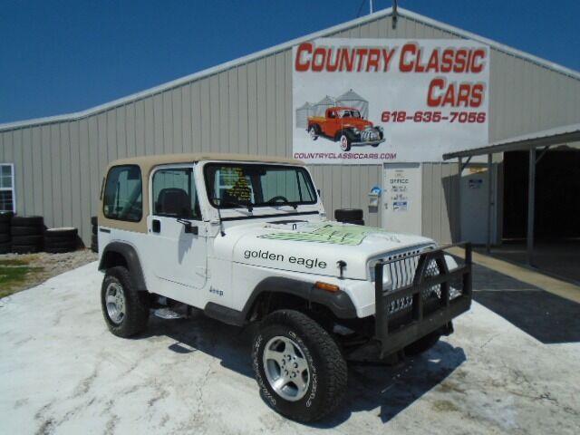 1989 Jeep Wrangler (CC-1519284) for sale in Staunton, Illinois