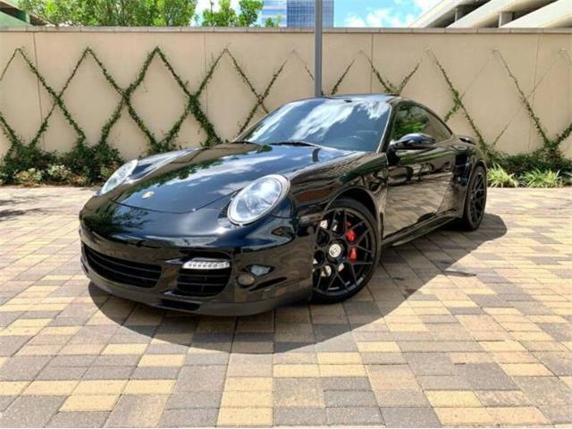 2009 Porsche 911 Turbo (CC-1519298) for sale in Cadillac, Michigan