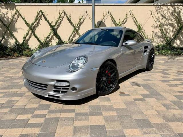 2008 Porsche 911 Turbo (CC-1519303) for sale in Cadillac, Michigan