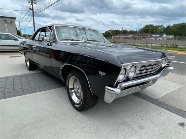 1967 Chevrolet Chevelle (CC-1519308) for sale in Cadillac, Michigan