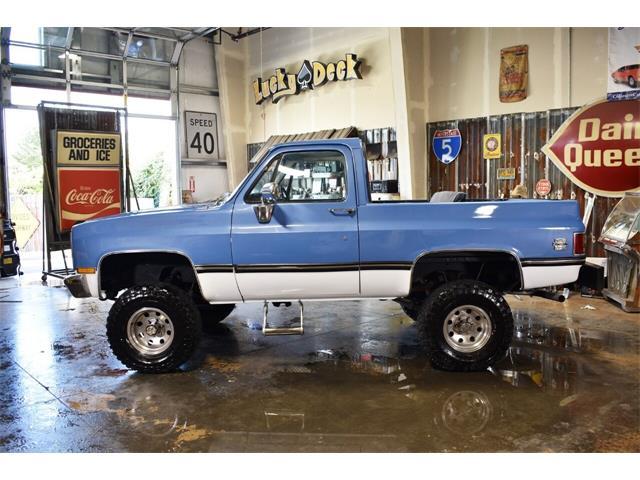1984 Chevrolet Blazer (CC-1519317) for sale in Redmond, Oregon