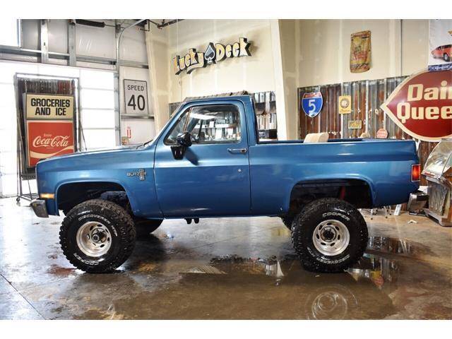 1986 Chevrolet Blazer (CC-1519319) for sale in Redmond, Oregon