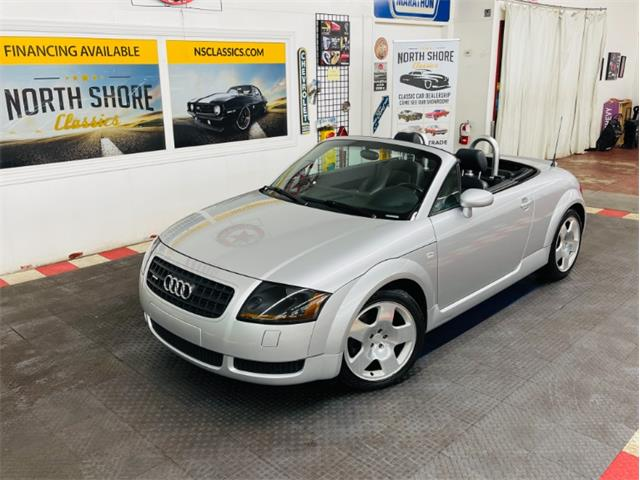 2003 Audi TT (CC-1519321) for sale in Mundelein, Illinois