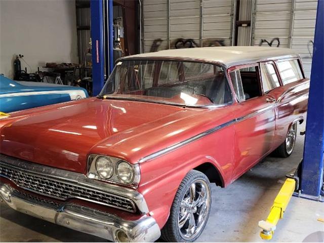 1958 Ford Ranch Wagon (CC-1519323) for sale in Cadillac, Michigan