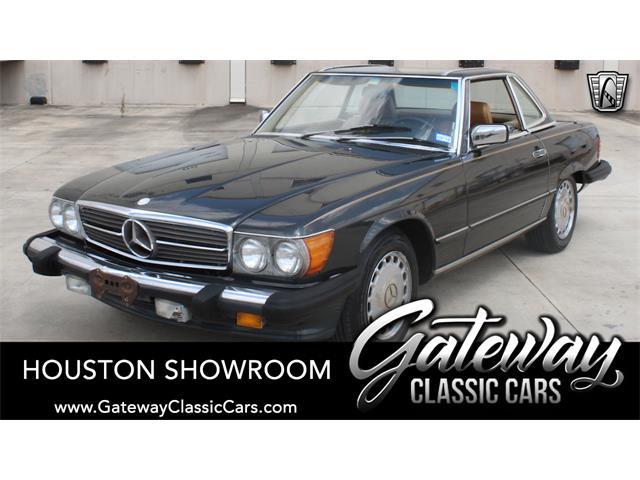 1986 Mercedes-Benz 560SL (CC-1519327) for sale in O'Fallon, Illinois