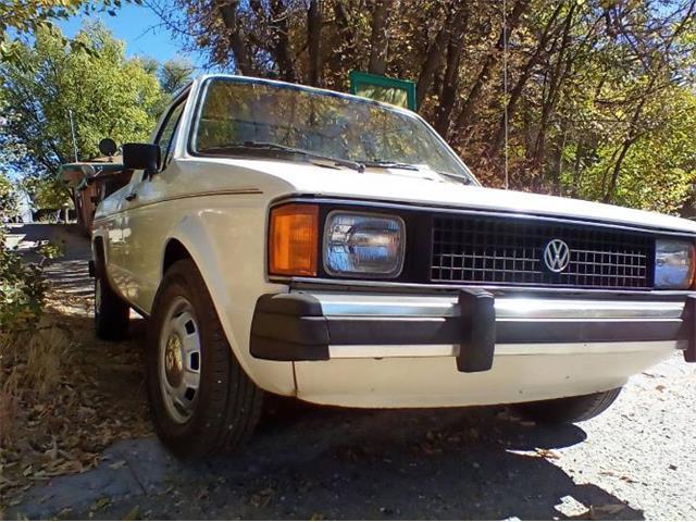 1982 Volkswagen Rabbit (CC-1519337) for sale in Cadillac, Michigan