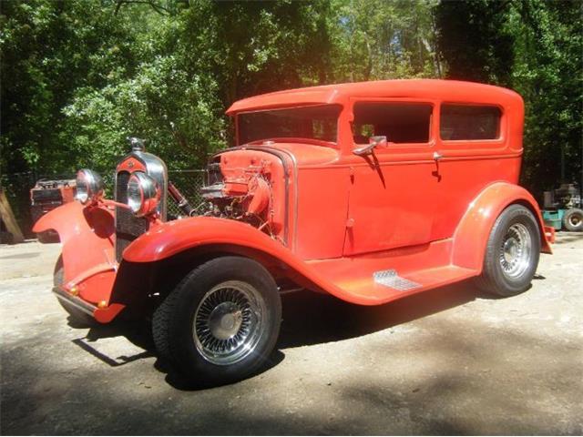 1931 Ford Sedan (CC-1519340) for sale in Cadillac, Michigan