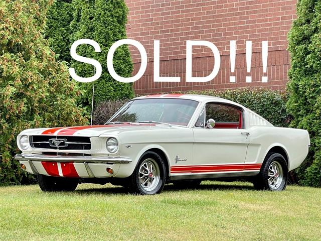1965 Ford Mustang (CC-1519343) for sale in Geneva, Illinois