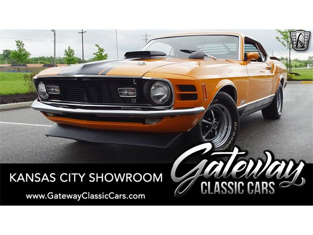 1970 Ford Mustang (CC-1519345) for sale in O'Fallon, Illinois