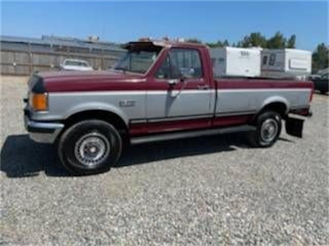 1989 Ford F250 (CC-1519347) for sale in Cadillac, Michigan