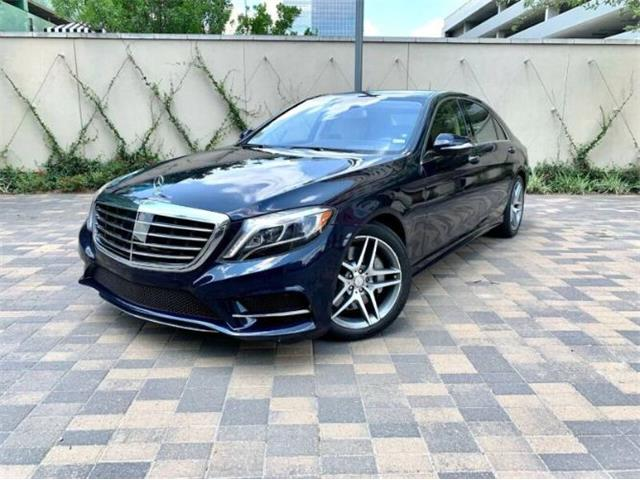 2016 Mercedes-Benz S550 (CC-1519349) for sale in Cadillac, Michigan