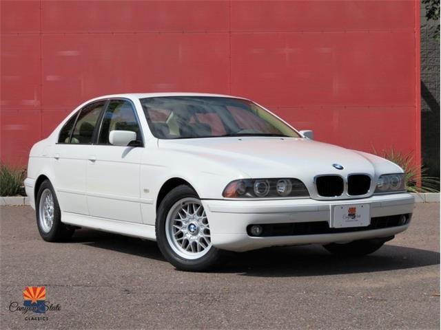 2001 BMW 5 Series (CC-1519362) for sale in Tempe, Arizona