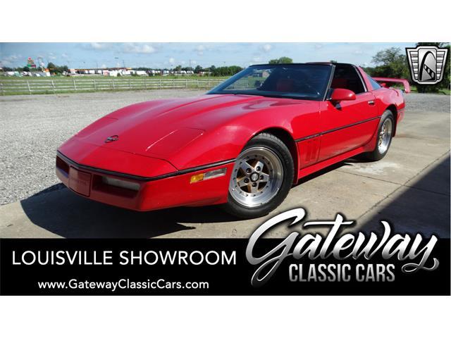 1986 Chevrolet Corvette (CC-1519375) for sale in O'Fallon, Illinois