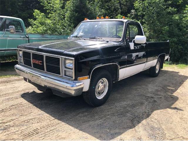1986 GMC Sierra (CC-1519382) for sale in Cadillac, Michigan